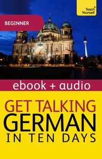 GetTalkingGermaninTenDaysBeginnerAudioCourseEnhancedEdition