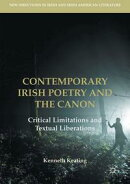 Contemporary Irish Poetry and the Canon
