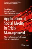 Application of Social Media in Crisis Management