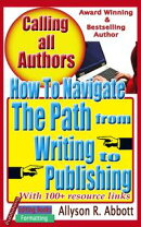 How To Navigate The Path from Writing to Publishing