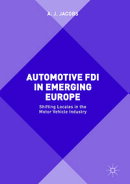 Automotive FDI in Emerging Europe