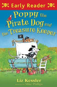 EarlyReader:PoppythePirateDogandtheTreasureKeeper
