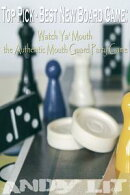 Top Pick: Best New Board Game: Watch Ya' Mouth the Authentic Mouth Guard Party Game