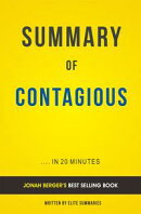 Contagious: by Jonah Berger | Summary & Analysis