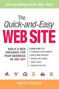 TheQuick-and-EasyWebSiteBuildaWebPresenceforYourBusinessinOneDay