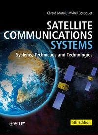 SatelliteCommunicationsSystemsSystems,TechniquesandTechnology