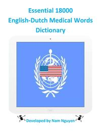 Essential18000English-DutchMedicalWordsDictionary