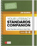 Your Literacy Standards Companion, Grades 6-8