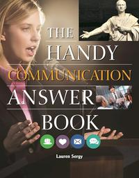 TheHandyCommunicationAnswerBook