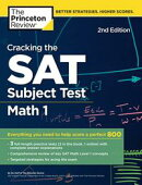 Cracking the SAT Math 1 Subject Test, 2nd Edition
