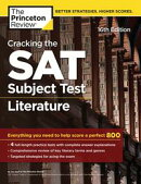 Cracking the SAT Literature Subject Test, 16th Edition