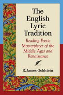 The English Lyric Tradition