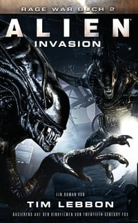ALIEN:INVASIONSciFi-Thriller