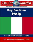 Key Facts on Italy