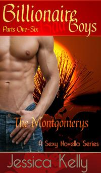 BillionaireBadBoys-TheMontgomerys(Books1-6)
