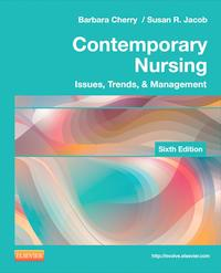 ContemporaryNursing-E-BookIssues,Trends,&Management