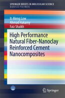 High Performance Natural Fiber-Nanoclay Reinforced Cement Nanocomposites