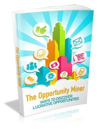 TheOpportunityMiner