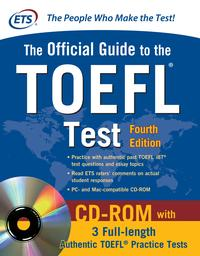 OfficialGuidetotheTOEFLTest,4thEdition