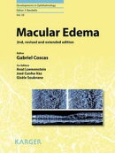 Macular Edema: 2nd, revised and extended edition