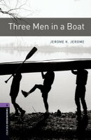Three Men in a Boat Level 4 Oxford Bookworms Library