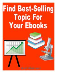 HowtoFindBest-SellingNicheTopicForYourE-Books
