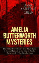 AMELIA BUTTERWORTH MYSTERIES: That Affair Next Door + Lost Man's Lane: A Second Episode in the Life of Ameli…