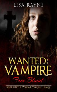Wanted:Vampire-FreeBlood