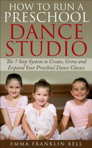 How to Run a Preschool Dance Studio