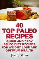 40 Top Paleo Recipes: Quick and Easy Paleo Diet Recipes For Weight Loss