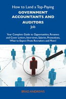 How to Land a Top-Paying Government accountants and auditors Job: Your Complete Guide to Opportunities, Resu…