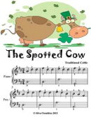 The Spotted Cow - Easiest Piano Sheet Music Junior Edition