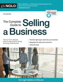 Complete Guide to Selling a Business, The