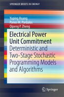 Electrical Power Unit Commitment