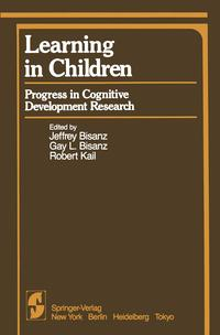 LearninginChildrenProgressinCognitiveDevelopmentResearch