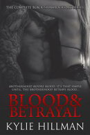 Blood & Betrayal: The Complete Black Shamrocks MC Series