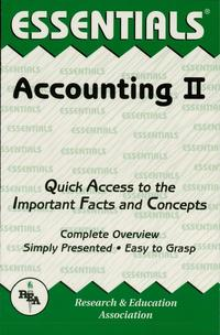 AccountingIIEssentials