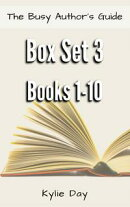 The Busy Author's Guide Box Set 3