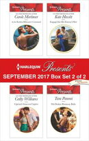 Harlequin Presents September 2017 - Box Set 2 of 2