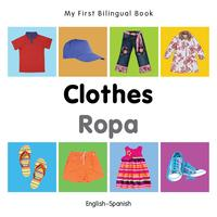 MyFirstBilingualBook?Clothes(English?Spanish)