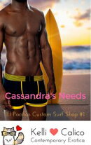El Pacifico Custom Surf Shop #1: Cassandra's Needs