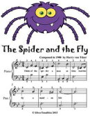 Spider and the Fly - Easiest Piano Sheet Music Junior Edition