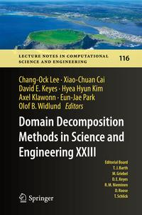DomainDecompositionMethodsinScienceandEngineeringXXIII