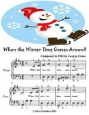When the Winter Time Comes Around - Easiest Piano Sheet Music Junior Edition