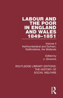 Labour and the Poor in England and Wales: The Letters to the Morning Chronicle from the Correspondents in th…