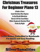 Christmas Treasures for Beginner Piano 13
