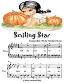 Smiling Star - Easiest Piano Sheet Music Junior Edition