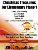 Christmas Treasures for Elementary Piano 1
