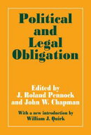 Political and Legal Obligation