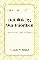 Rethinking Our Priorities